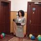 Поздрав от Г-жа Димитрова