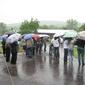 Специална изложба на чадъри в Студена за събора