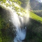 """В Студена като гейзер водата е образувала огромен """"фонтан"""""""