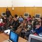 Децата изгледаха с интерес презентацията