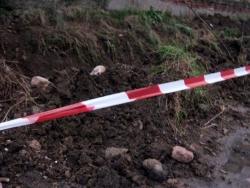 Внимание изкоп в село Студена