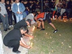 Перник почита паметта на загиналите момчета в Катуница