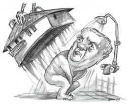 """Карикатура на седмицата на """"Капитал"""""""